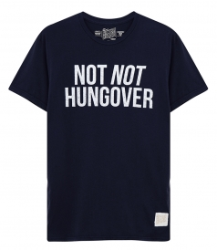 CLOTHES - NOT NOT HANGOVER T-SHIRT