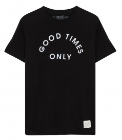 CLOTHES - GOOD TIMES ONLY T-SHIRT
