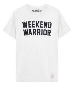 CLOTHES - WEEKEND WARRIOR T-SHIRT