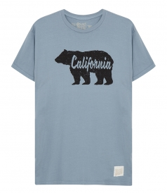 CLOTHES - CALIFORNIA BEAR T-SHIRT