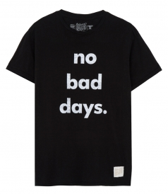 CLOTHES - NO BAD DAYS T-SHIRT