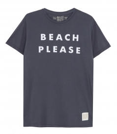 CLOTHES - BEACH PLEASE T-SHIRT