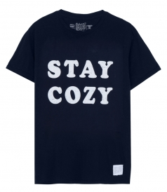 CLOTHES - STAY COZY T-SHIRT