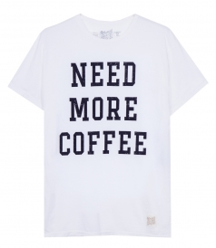 CLOTHES - NEED MORE COFFEE T-SHIRT