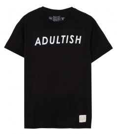 CLOTHES - ADULTISH LOGO T-SHIRT