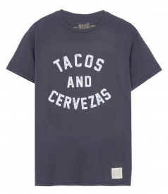 CLOTHES - TACOS AND SIESTAS T-SHIRT