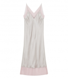 CLOTHES - LONG TRAIL SLIP DRESS