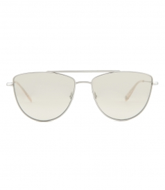 SUNGLASSES - ZEPHYR 57 TRANSPARENT SUNGLASSES