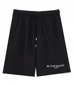 SWIMSHORTS WITH GUMMY LOGO PRINT