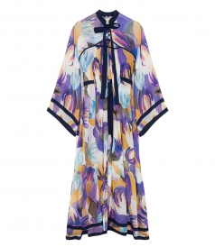 CLOTHES - MIKA PRINT ROBE