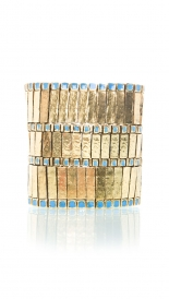 ACCESSORIES - MENDOZA 3 ROW CUFF