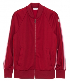 TRACK JACKET IN RED