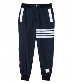 THOM BROWNE NEW YORK - LIGHT WEIGHT SWEATPANTS