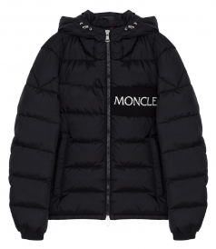 AITON LOGO DOWN JACKET