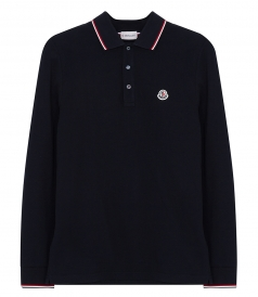 LONG SLEVVE POLO SHIRT