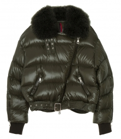 FOULQUE DOWN QUILTED JACKET