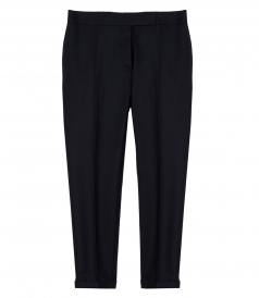 LOWRISE SKINNY TROUSERS