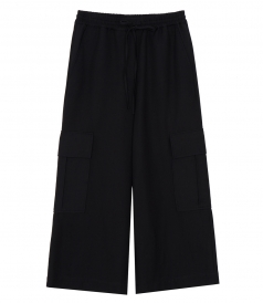 PANTS - COTTON WOOL PANTS