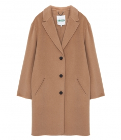 DOUBLE FACE CASH COAT