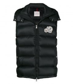 GERS VEST DOWN FEATHER JACKET