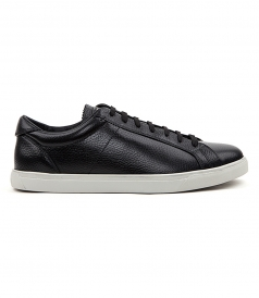 MONACO LEATHER SNEAKERS