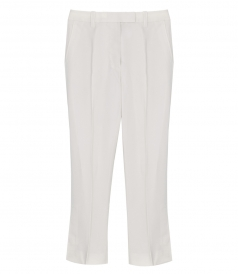 PANTS - CROPPED KICK FLARE PANTS