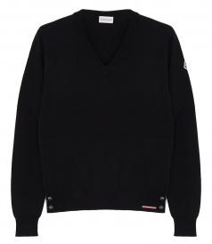 CLOTHES - V-NECK PULLOVER
