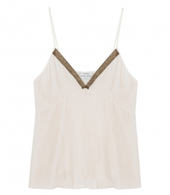 CLOTHES - VELVET TANK TOP