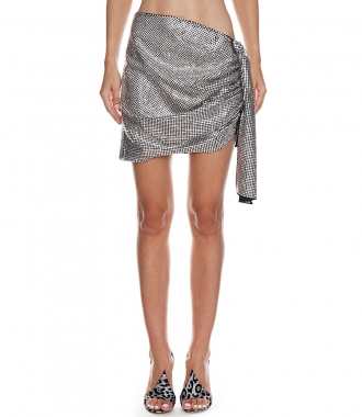 VENEZIA SKIRT FT WITH SWAROVSKI CRYSTALS