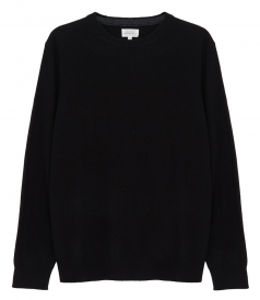 CLOTHES - WOOL & CASHMERE CREW NECK SWEATER