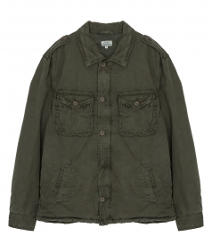 JONAH COTTON CHINO JACKET