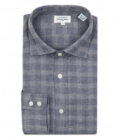SHIRTS - PLAID FLANNEL PAUL SHIRT