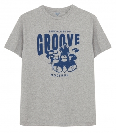 SALES - GROOVE LOGO T-SHIRT