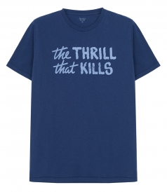 THE THRILL LOGO T-SHIRT