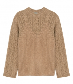 MULTI-KNIT COMFORT SWEATER