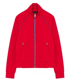 CLOTHES - NAVAL TRACK JACKET