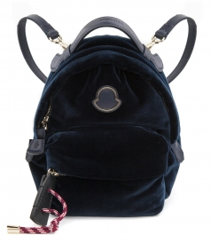 JUNIPER VELVET MINI BACKPACK