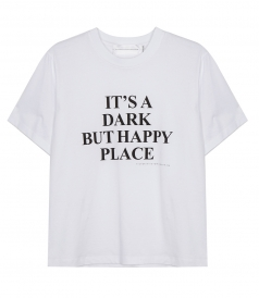DARK BUT HAPPY PLACE T-SHIRT