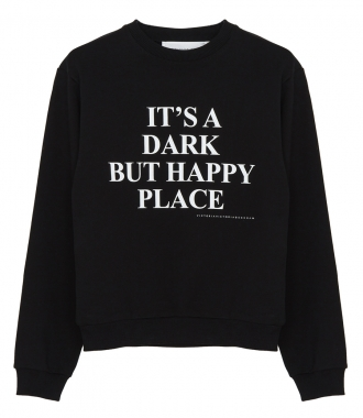DARK BUT HAPY PLACE SWEATSHIRT