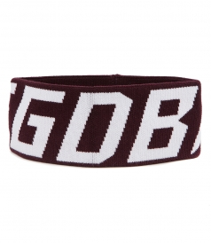 ACCESSORIES - SIBILLA LOGO HEADBAND