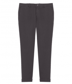 MASON'S - NEW YORK REGULAR FIT TROUSERS