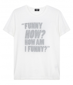 FUNNY HOW T-SHIRT