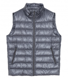 HERNO - PADDED VEST JACKET