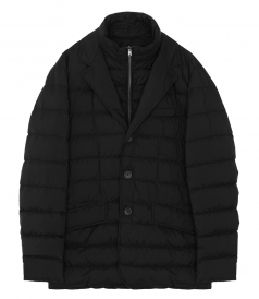 HERNO - DOUBLE LAYER DOWN JACKET
