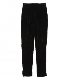PANTS - VELVET TROUSERS