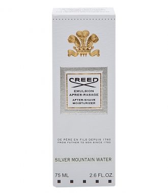AFTER SHAVE SILVER MOUNTAIN WATER