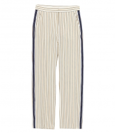 CLOTHES - PINSTRIPE PIJAMA PANTS