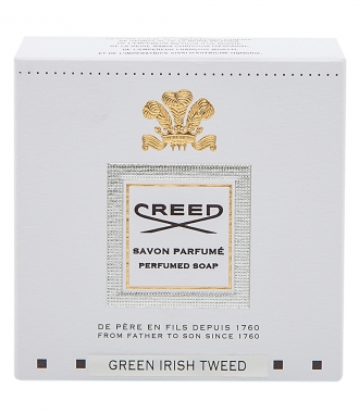 CREED PERFUMES - GREEN IRISH TWEED SOAP