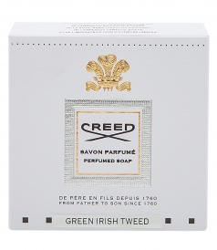 GREEN IRISH TWEED SOAP