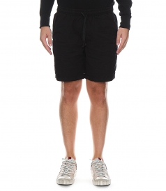 LIGHT TWILL EASY SHORTS